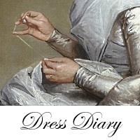Historical Costume Accessories Dress Diary