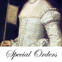 Historical Costume Accessories Special Orders