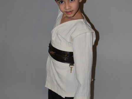 Padawan, A child's Jedi Knight Costume