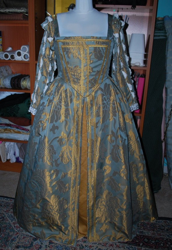 Renaissance Dress for B